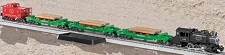This is a logging set Lionel used to make. At the moment, it is unavailable, but I'm leaving the link to BigTrainStore up in case it becomes available again.