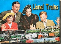 Click to see Lionel's current lineup of new and classic train sets for the whole family.
