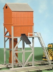 Bachmann O Scale Coaling Tower