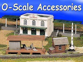 O Scale Accessories