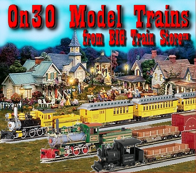 On30 Model Trains and Villages ...